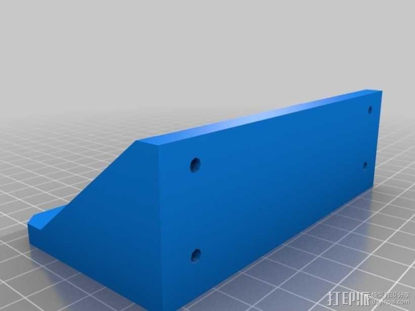 Prusa i3打印机的Z马达 3D模型  图8