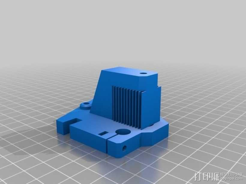 Prusa i3打印机的Z马达 3D模型  图7