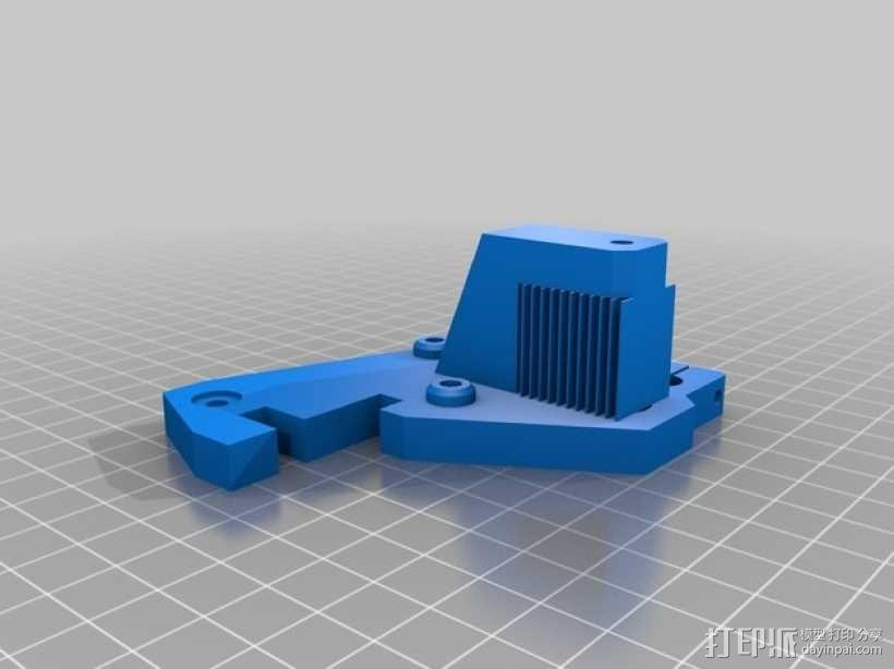 Prusa i3打印机的Z马达 3D模型  图9
