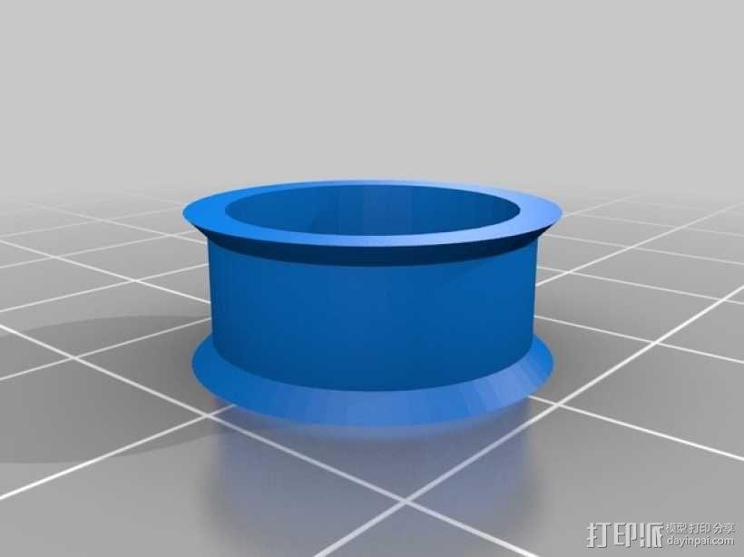Prusa i3打印机的Z马达 3D模型  图10