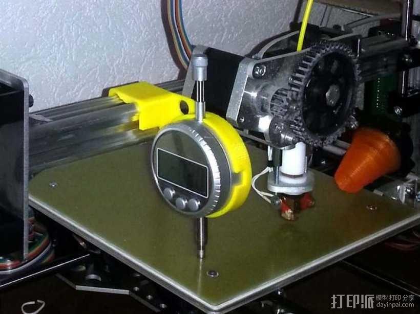 打印床校准工具 3D模型  图1