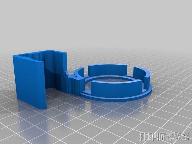 打印床校准工具 3D模型  图4