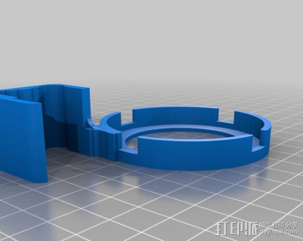 打印床校准工具 3D模型  图8