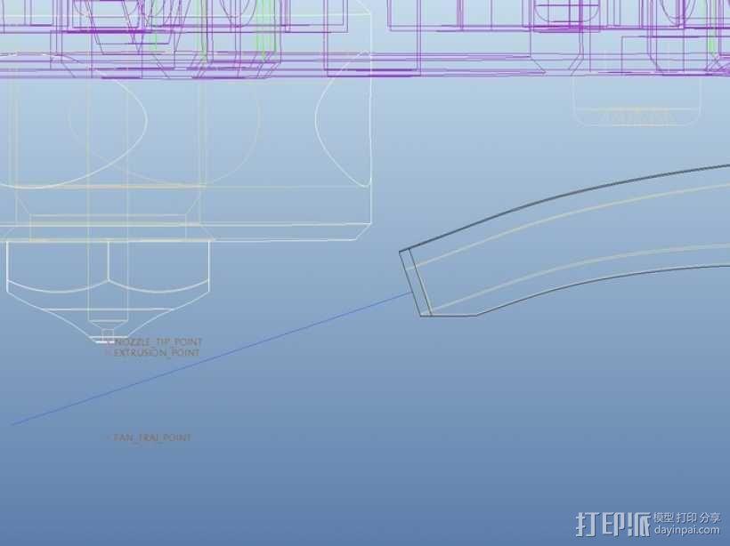 风扇导管 3D模型  图6