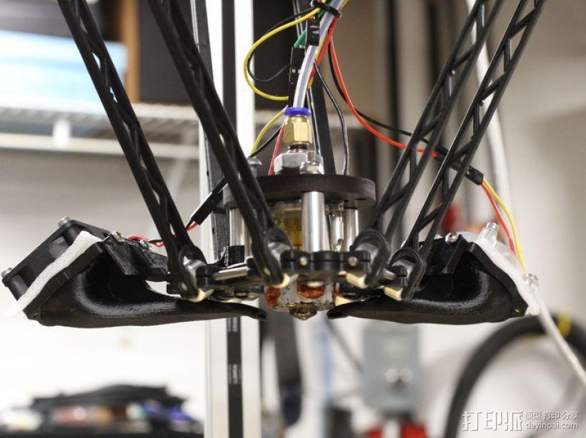 风扇导管 3D模型  图7