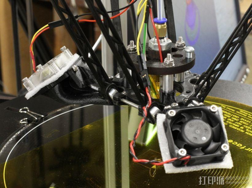 风扇导管 3D模型  图8