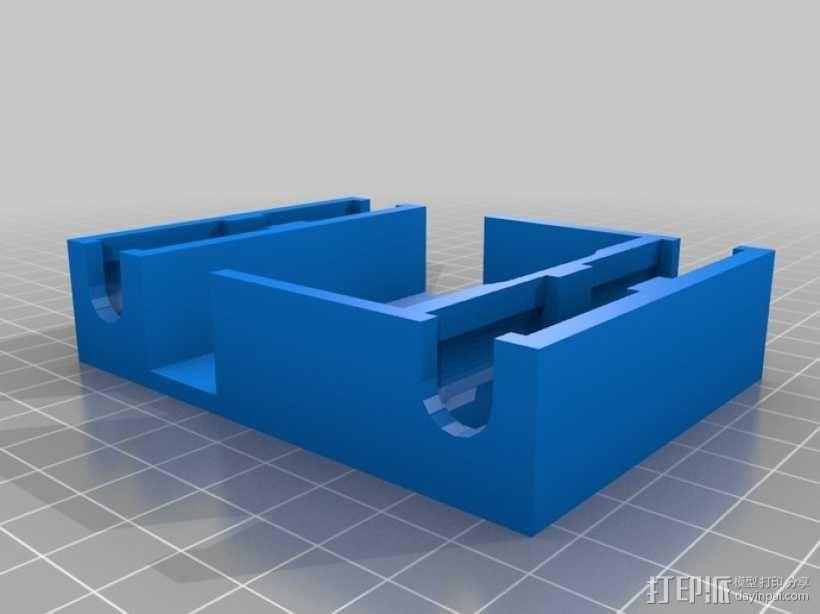 新的IdeaLab 3D打印机 3D模型  图3