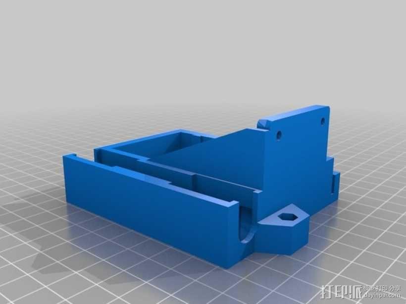 新的IdeaLab 3D打印机 3D模型  图4