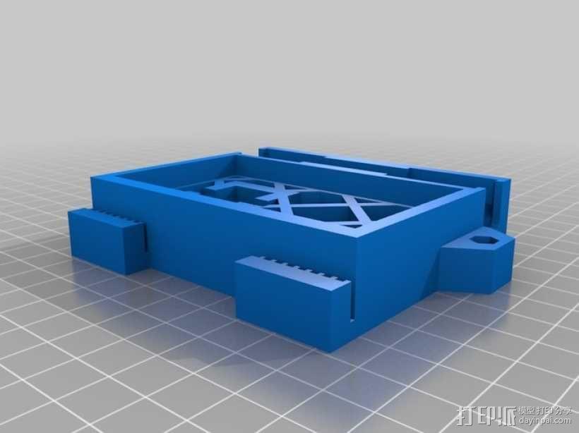 新的IdeaLab 3D打印机 3D模型  图6
