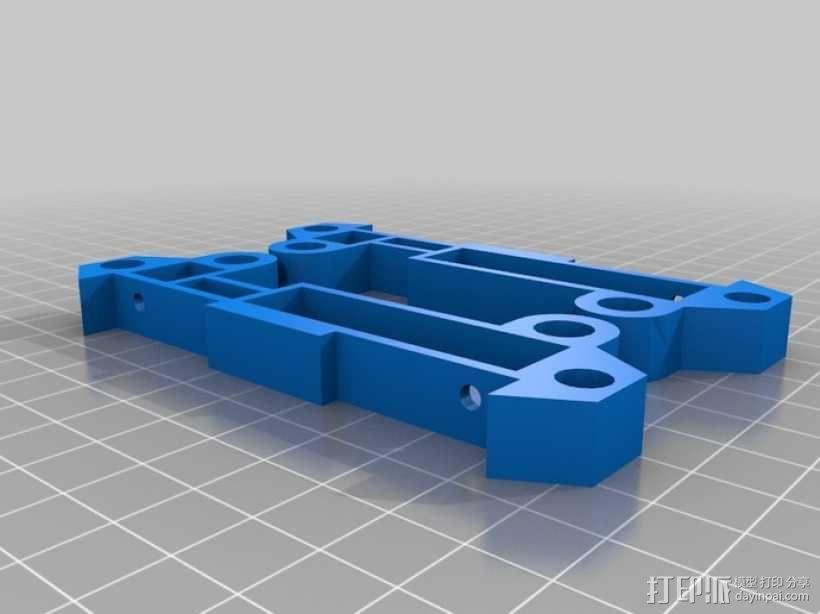 新的IdeaLab 3D打印机 3D模型  图9