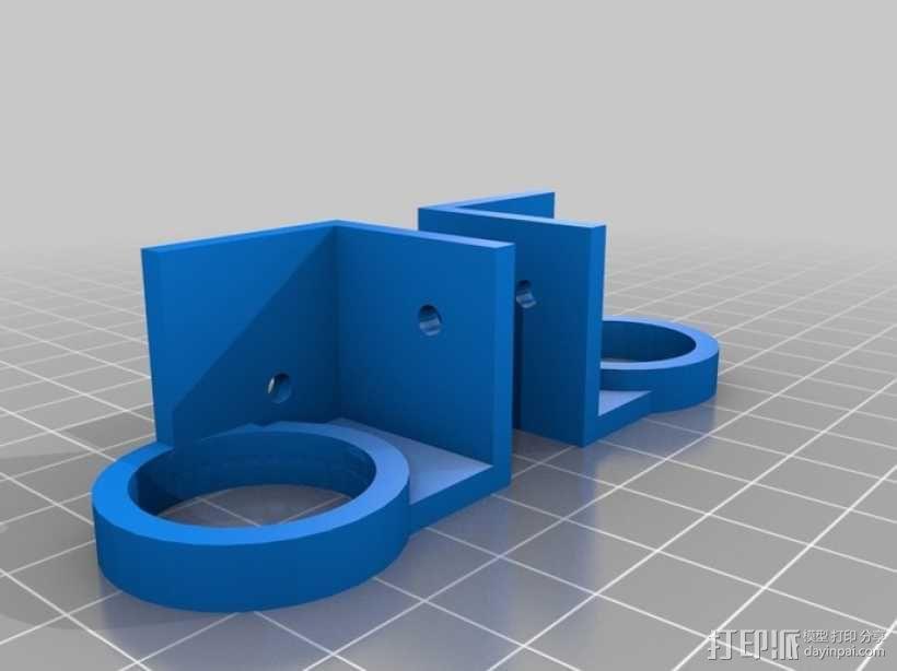 新的IdeaLab 3D打印机 3D模型  图10