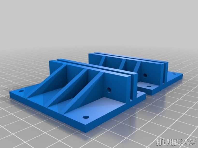 新的IdeaLab 3D打印机 3D模型  图12