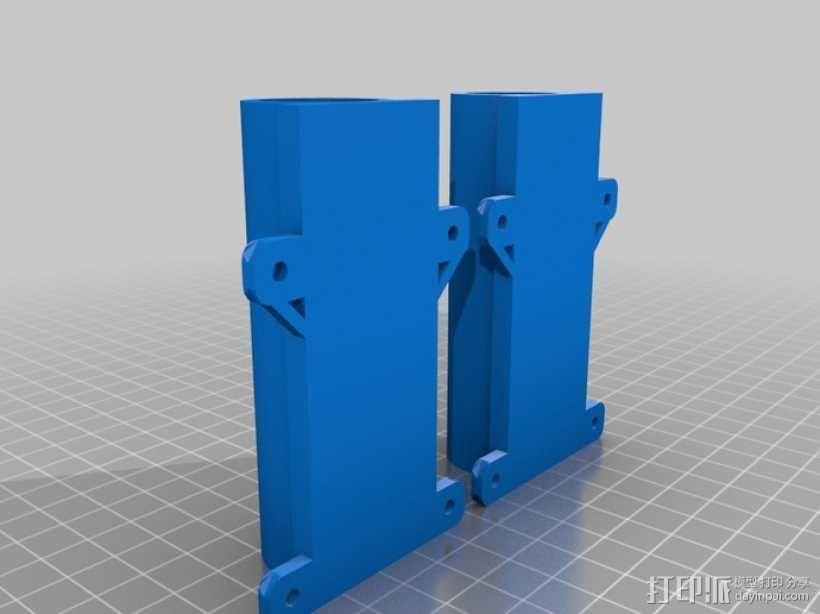 新的IdeaLab 3D打印机 3D模型  图11