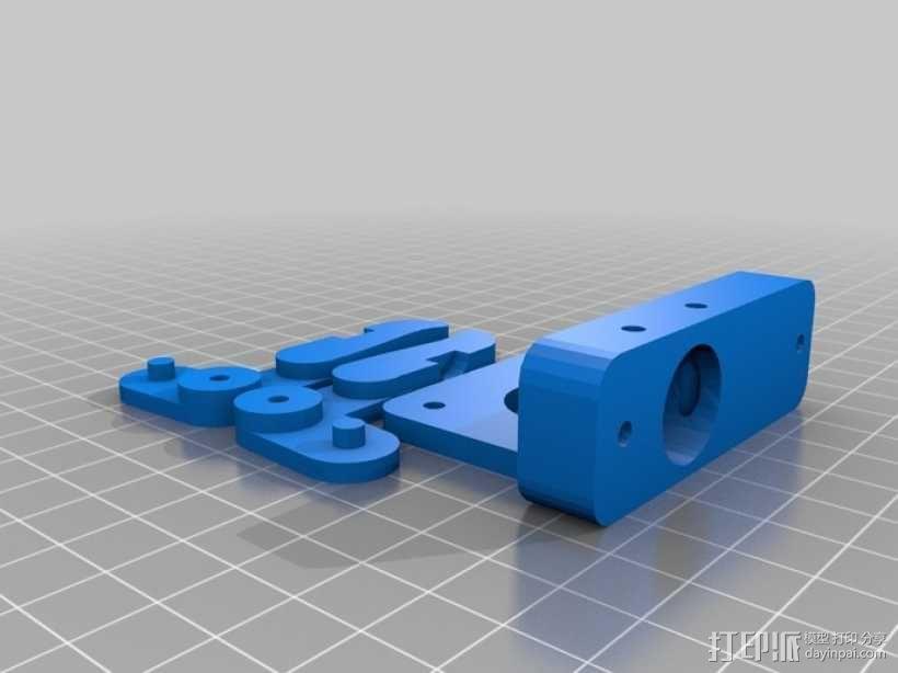 新的IdeaLab 3D打印机 3D模型  图14