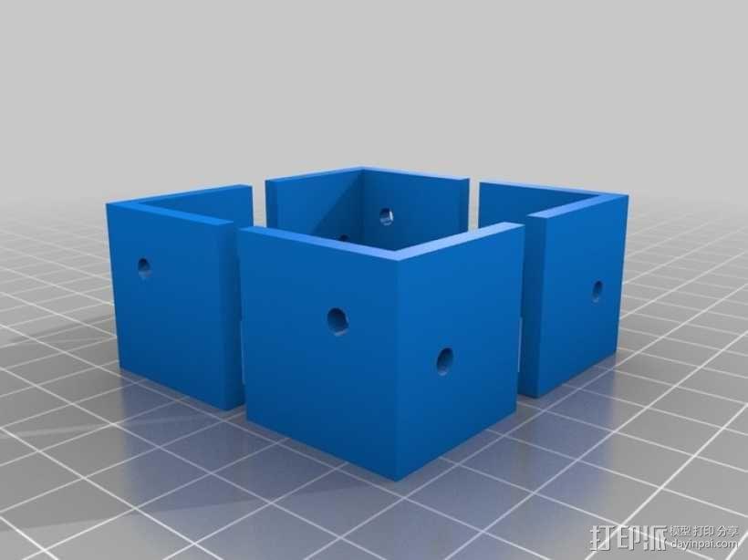 新的IdeaLab 3D打印机 3D模型  图13