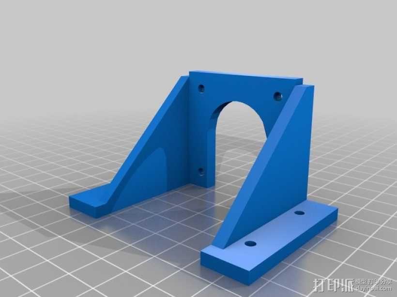 新的IdeaLab 3D打印机 3D模型  图18