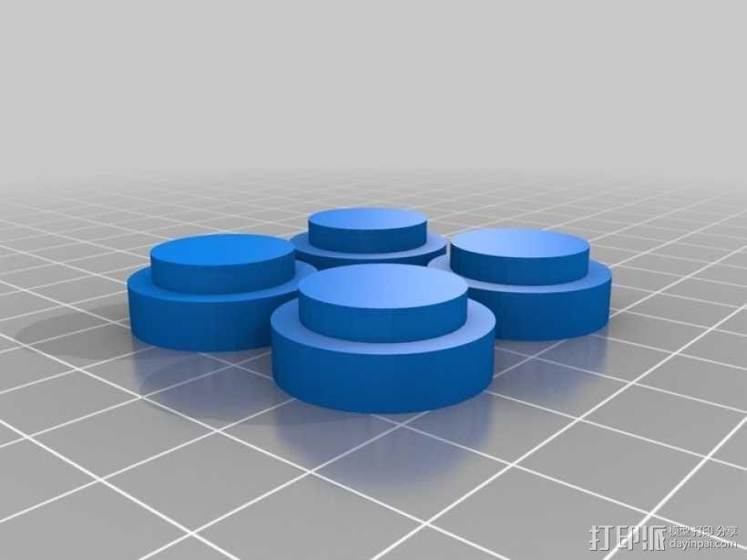 新的IdeaLab 3D打印机 3D模型  图19