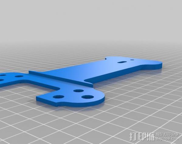 MendelMax打印机 3D模型  图4