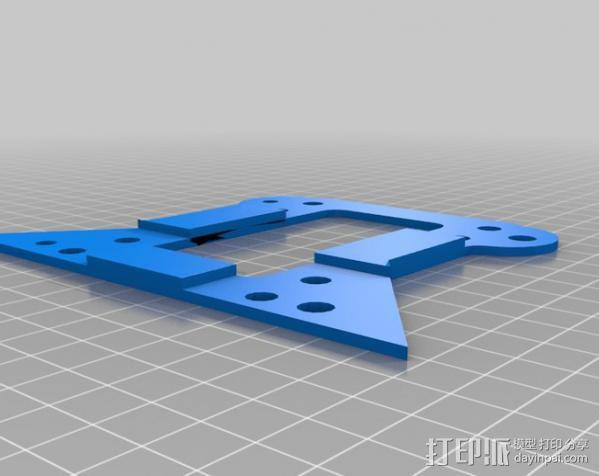 MendelMax打印机 3D模型  图7