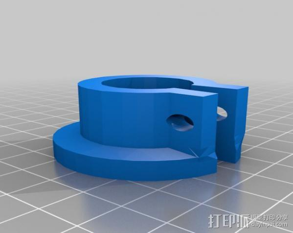 MendelMax打印机 3D模型  图12