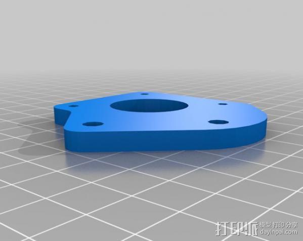 MendelMax打印机 3D模型  图15