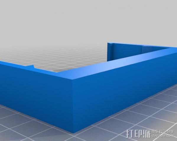 喷嘴调平器 3D模型  图2