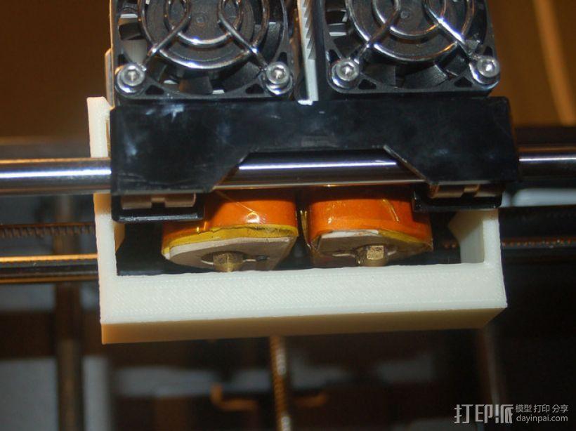 喷嘴调平器 3D模型  图1