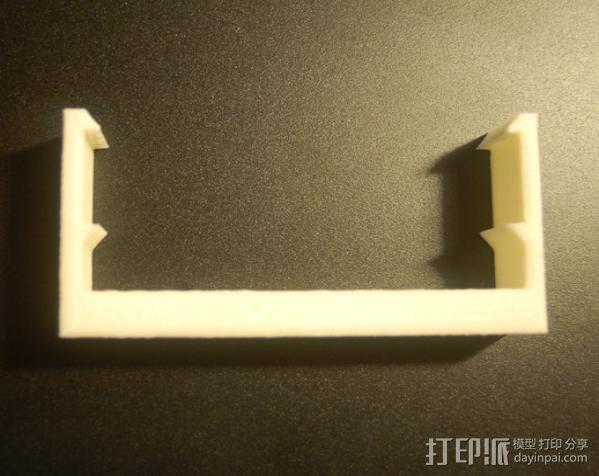 喷嘴调平器 3D模型  图3