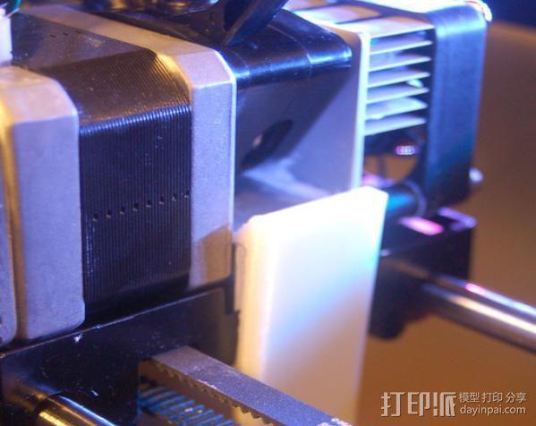 喷嘴调平器 3D模型  图5
