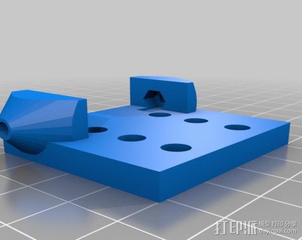 delta式打印机 3D模型  图5