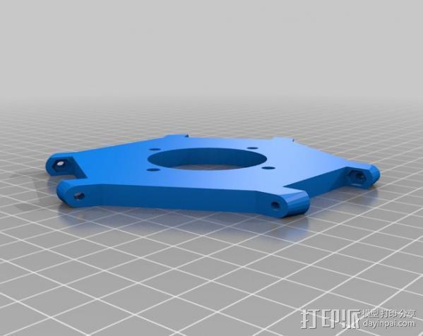 delta式打印机 3D模型  图6