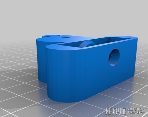 delta式打印机 3D模型  图7