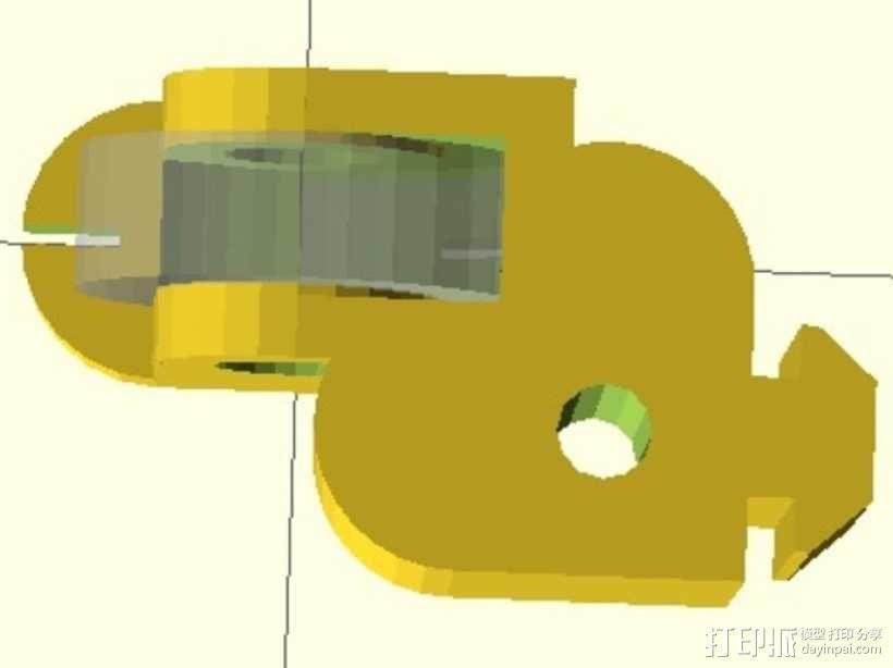 delta式打印机 3D模型  图12