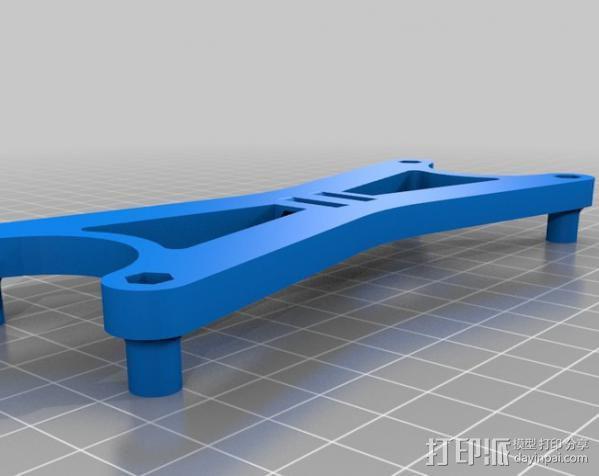 液晶显示屏支架 3D模型  图6