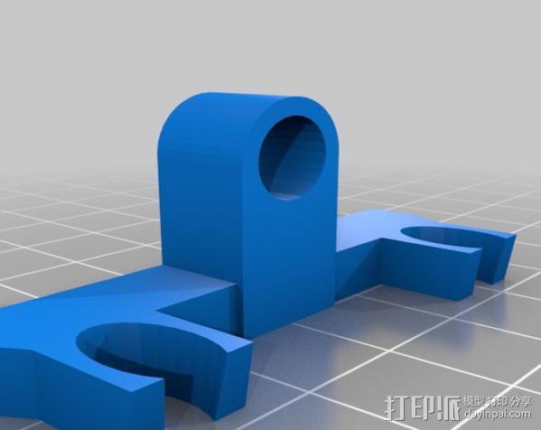 mk5挤出机 3D模型  图6