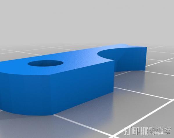 mk5挤出机 3D模型  图8