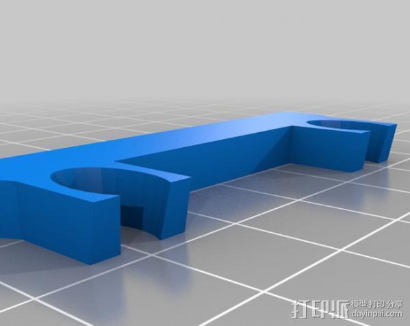 mk5挤出机 3D模型  图7