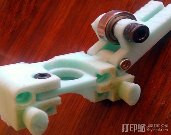 mk5挤出机 3D模型  图12
