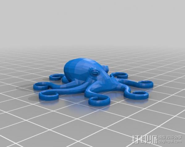 章鱼 打印测试 3D模型  图19