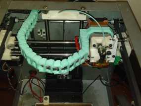 电缆锚链 电缆保护器  3D模型