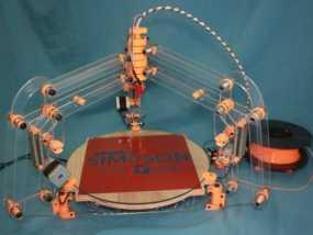 RepRap打印机 3D模型