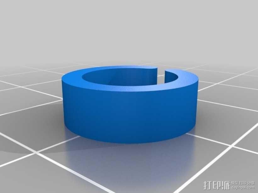 电缆夹 3D模型  图11