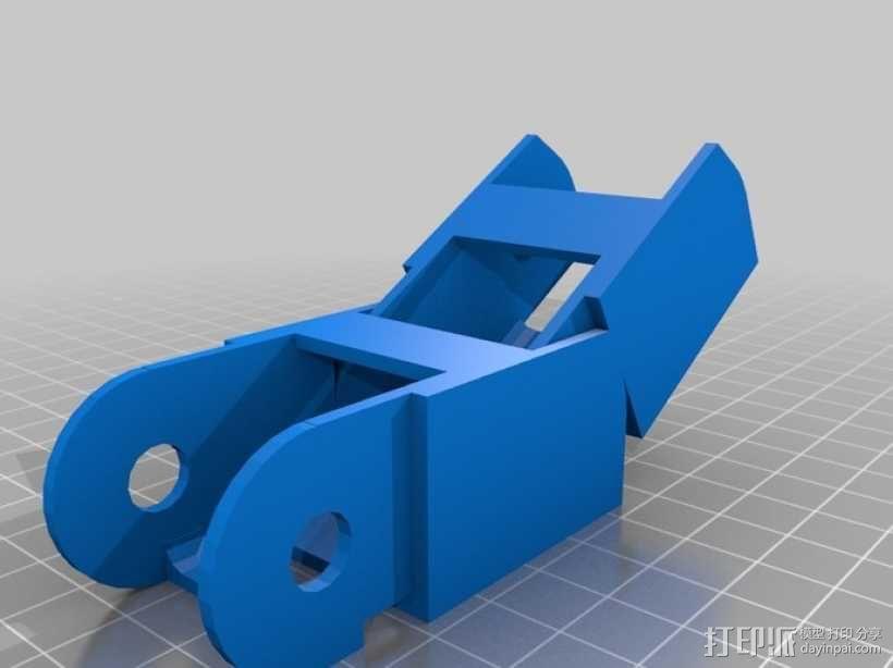 能量链条 3D模型  图1