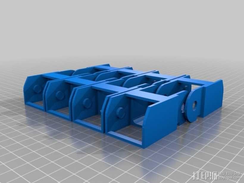 能量链条 3D模型  图2