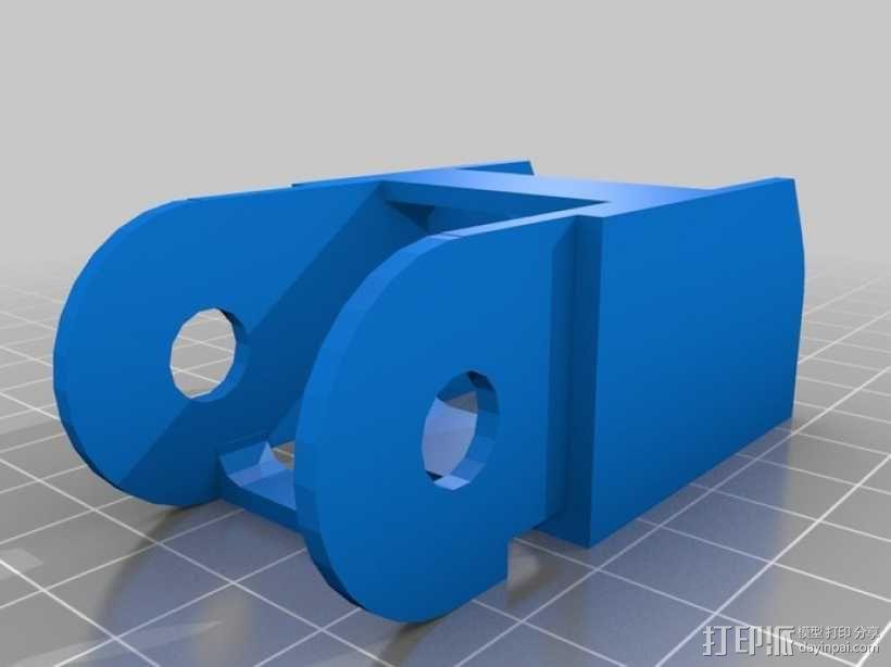 能量链条 3D模型  图3
