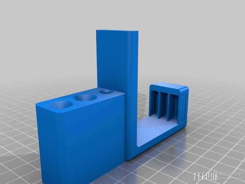 线材导管 送料器 3D模型  图3