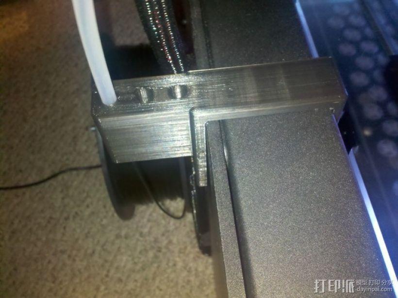 线材导管 送料器 3D模型  图4