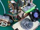 鲍登挤出机送料管 线材固定器 3D模型 图5