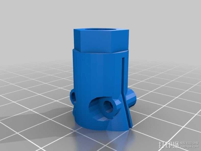 耦合器 3D模型  图2