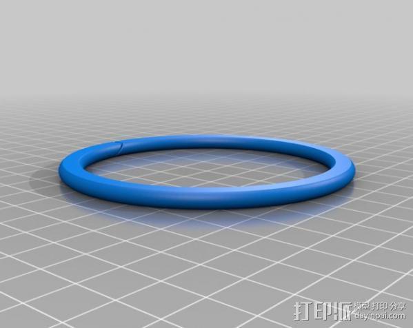 打印测试样品 3D模型  图2